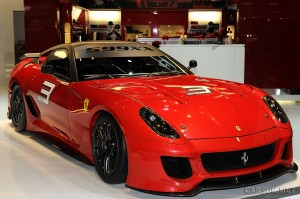 Ferrari 599XX - Ferrari track car for the super-wealthy enthusiast