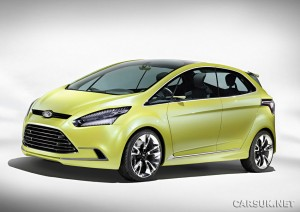 Next Generation Ford Focus - The Ford Iosis MAX Concept - ddebuts at Geneva 2009