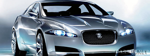 The new Jaguar XJ saloon will feature a full Hybrid model by 2011. [ad#ad-1]