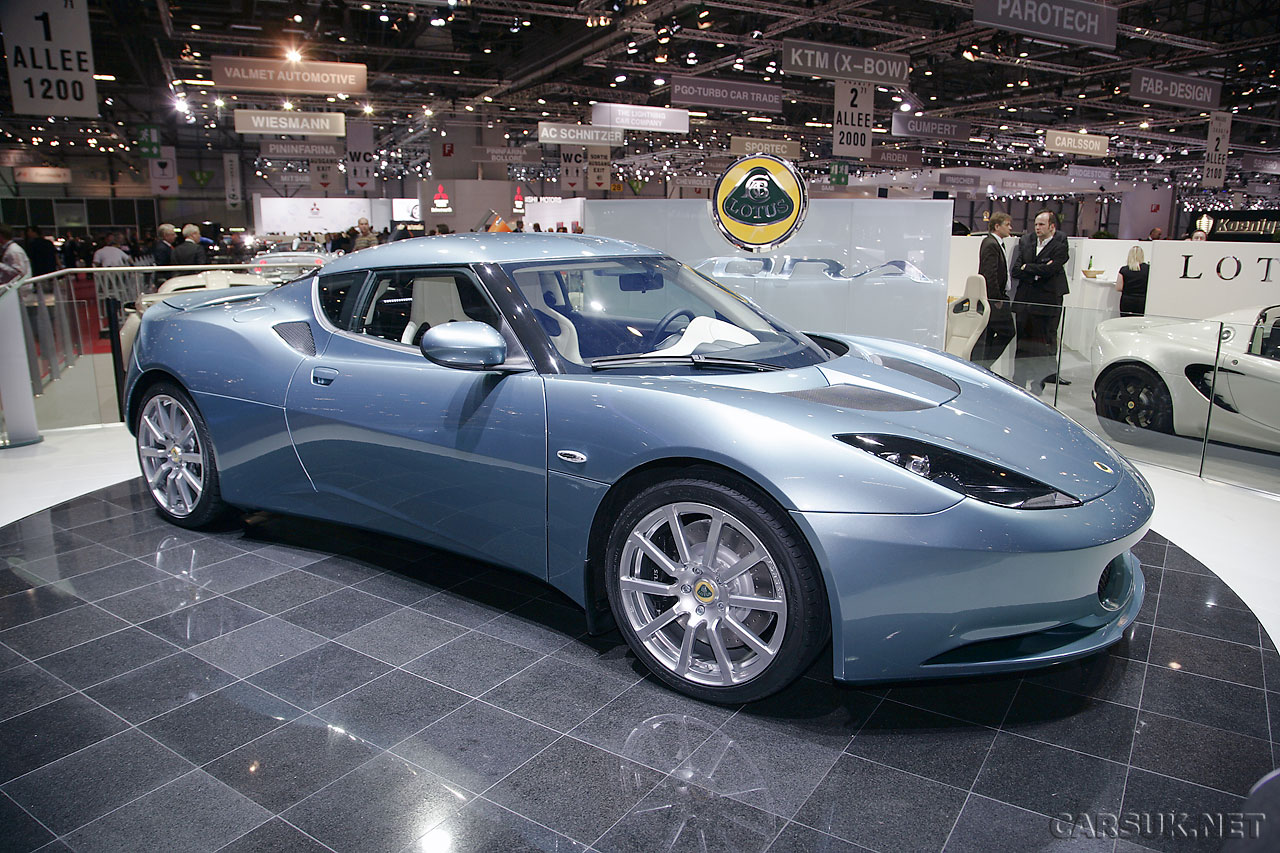 Evora Car Price