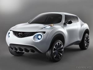 Nissan Qazana Concept - A Bold Design!