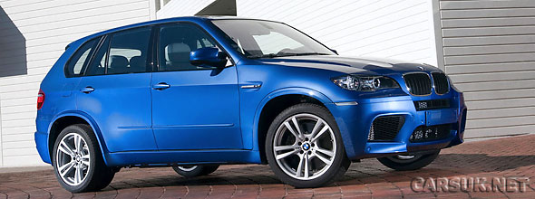 BMW are reportedly working on a tri-turbo diesel version of the X5M