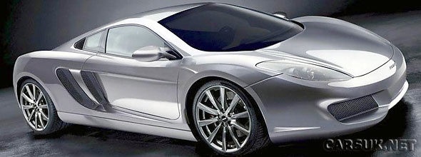The McLaren P11 will be the first of McLaren Automotives new cars in 2011