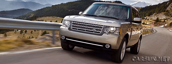 Despite new models this year from Land Rover, JLR still lost £305 million in the last 10 months