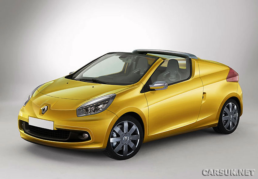 renault twingo cc confirmed for 2010. Black Bedroom Furniture Sets. Home Design Ideas