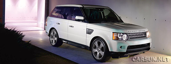 The Range Rover Sport 2010 MY