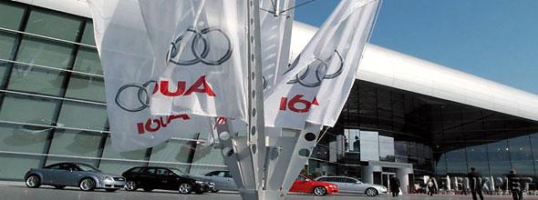Audi opens a 'Terminal' Showroom at Audi Kochi in India