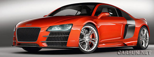 Are Audi planning an Electric R8?