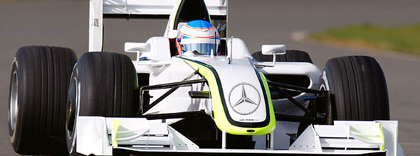 Brawn GP has been sold to Mercedes. It will now be known as Mercedes GP