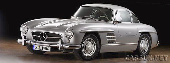 Gullwing GmbH are to create a faithfull reproduction of the iconic Mercedes SL300 Gullwing