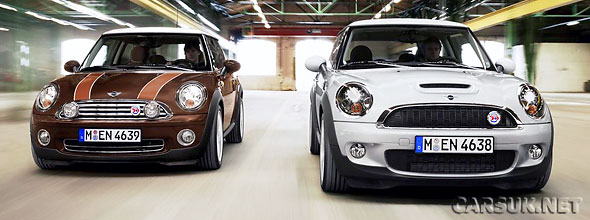 MINI 50 Mayfair and MINI 50 Camden announced at The MINI United Festival at Silverstone