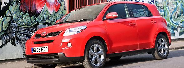 The Toyota Urban Cruiser hits UK Car Showrooms today