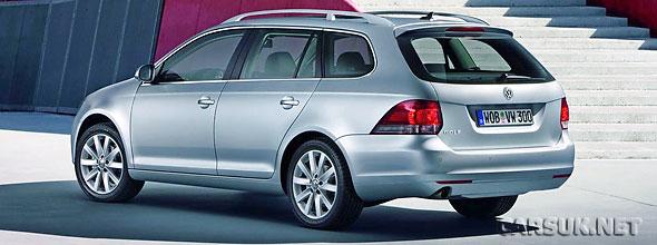 Volkaswagen has released details of the New Mk VI VW Golf Estate