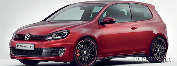 VW has brought the Golf GTI & Polo Worthesee Concepts to the Worthersee Tour in Austria