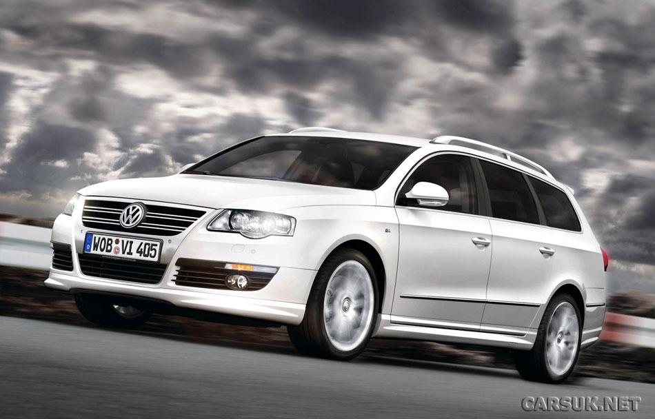 Vw Passat. VW Passat R-Line introduced