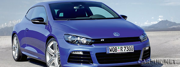 The new Volkswagen Scirocco T revealed today