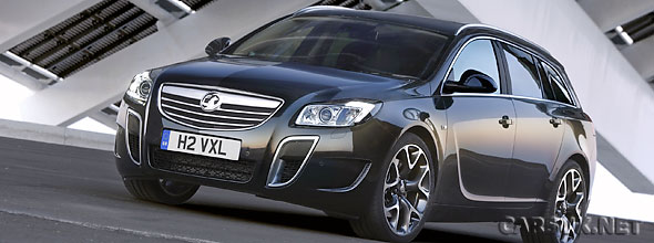 Vauxhall Insignia VXR Sports Tourer won't go on sale in the US