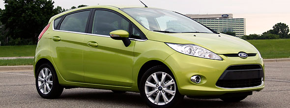 Autoblog tests the Ford Fiesta and loves it