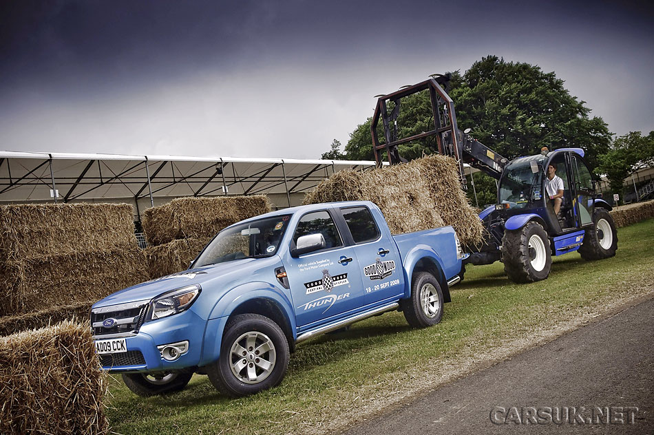 New Ford Ranger at Goodwood – Ford Goodwood News