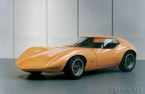 Vauxhall XVR Concept