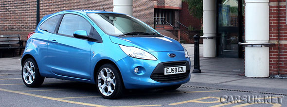 We review / road test the Ford KA 1.3 Zetec TDCi