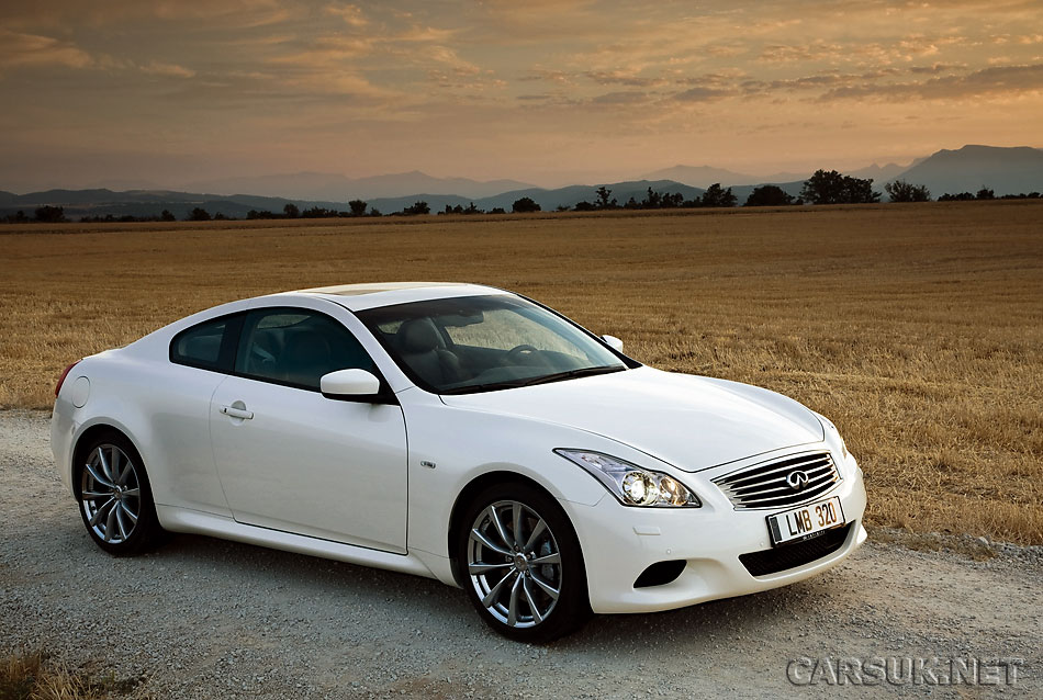 Press Release for the Infiniti G37 Range of Saloon, Coupe and Convertible