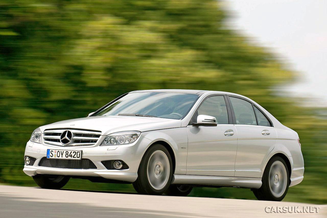 Mercedes C Class BlueEfficiency - now even more efficient
