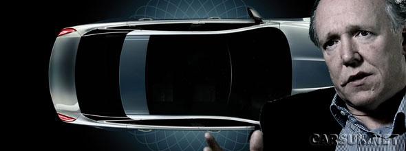 Ian Callum reflects on the design of the new Jaguar XJ