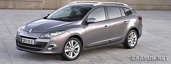 Details on the Renault Megane Estate released