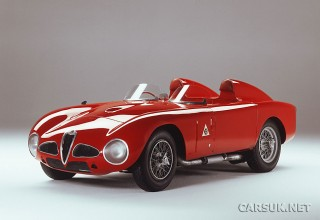 Alfa 6C 300 CM will be at Goodwood