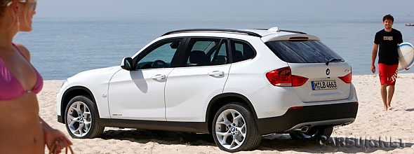 The BMW X1 looks set to be built in China as BMW invests £450 million in a new plant.
