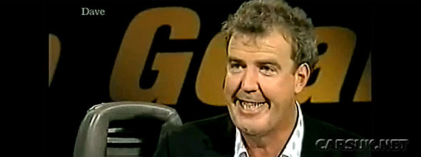 Jeremy Clarkson - the Rap star!