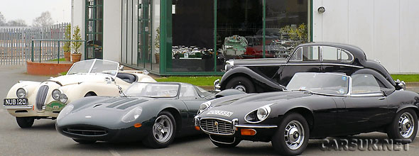 The Jaguar Heritage Museum has been re-launched and opens for visitors on 20th July