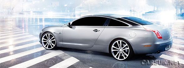 New Jaguar XJ Coupe