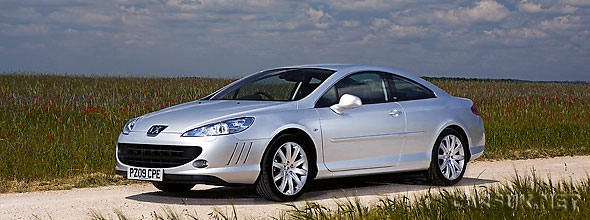 Peugeot has introduced two new diesel engines for its stylish 407 Coupe