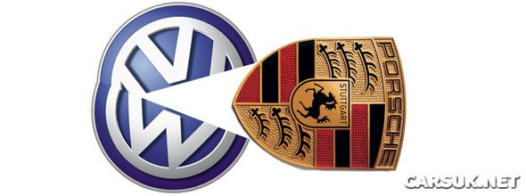 VW now seem set to take control of Porsche