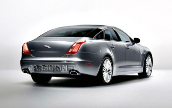 New Jaguar XJ Leak