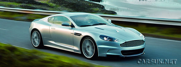 Are Aston Martin working on a DBSR - an uprated DBS?