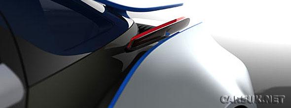 BMW Vision EfficientDynamics latest tease
