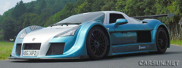 Gumpert Apollo S sets new Nurburgring production car record