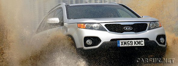 The new Kia Sorento will get its debut at the Frankfurt Motor Show
