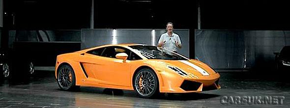 Video of the Lamborghini LP550-2 Valention Balboni