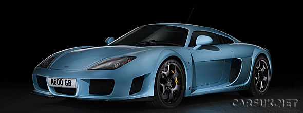 Noble has sent us some proper sized image of the new Noble M600