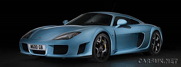 Noble has released detials of the 650bhp Noble M600