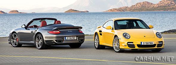 Porsche has released details of the 2010 MY Porsche 911 Turbo