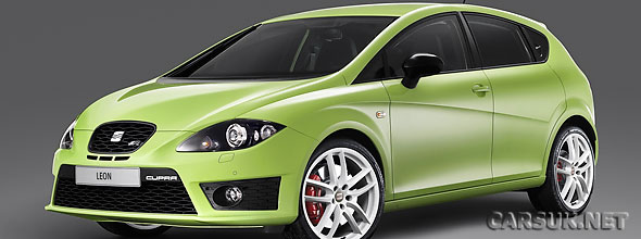 SEAT are bringing the 265bhp SEAT Leon Cupra R to Frankfurt