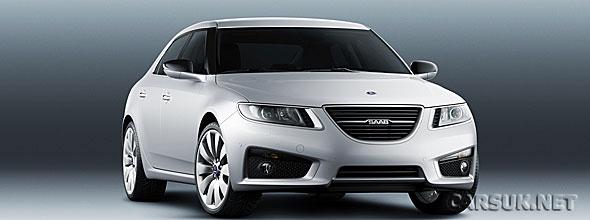 The Saab 9-5 2010