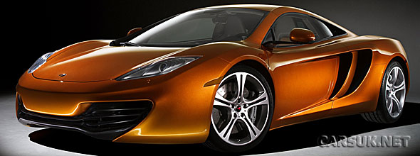 McLaren has launched a new website concentrating on the new MP4-12C