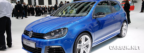 The Volkswagen Golf R has launched at Frankfurt