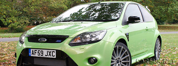 The Ford Focus RS